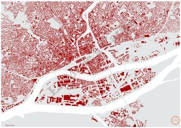 Nantes et ses bâtiments