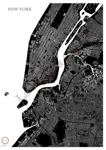 New York et ses bâtiments